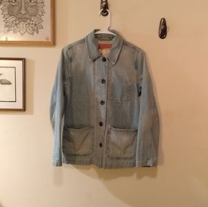 Levi's Jean Chore Jacket